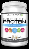 Lean & Pure Vanilla Bone Broth Protein