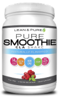 Lean & Pure Naturally Flavored Pure Smoothie CLA Shake