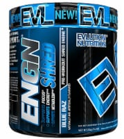 Evlution Nutrition  ENGN® Shred Pre-Workout Shred Engine   Blue Raz