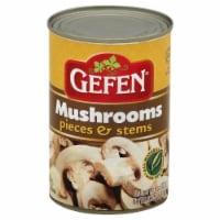 Gefen Mushrooms Pieces And Stems