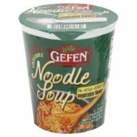 Gefen Vegetable Noodle Soup - No MSG