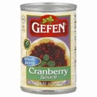 Gefen Cranberry Sauce Whole