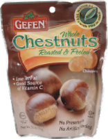 Gefen Whole Roasted & Peeled Chestnuts