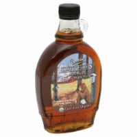 Coombs Family Farms 100% Pure Grade A Organic Maple Syrup - 12 fl oz
