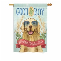Breeze Decor BD-PT-H-110100-IP-BO-DS02-US Golden Pale Ale Nature - Everyday Pets Impressions - 1
