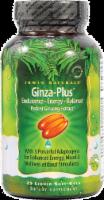 Irwin Naturals Advanced Ginza-Plus Endurance Energy & Balance Dietary Supplement Liquid Soft Gels