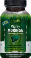 Irwin Naturals Mighty Moringa Liqid Soft-Gels 1000mg 60 Count