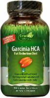 Irwin Naturals Garcinia HCA Fat Reduction Diet Liquid Softgels