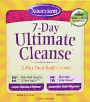 Natures Secret 7 Day Ultimate Cleanser By Irwin