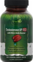 Irwin Naturals Testosterone Supplement Soft-Gels