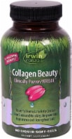 Irwin Naturals Collagen Beauty Dietary Supplement Liquid Soft-Gels