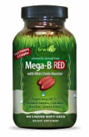 Irwin Naturals  Mega-B Red™ with Nitric Oxide Booster