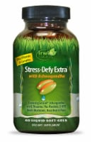 Irwin Naturals  Stress-Defy Extra™ with Ashwagandha