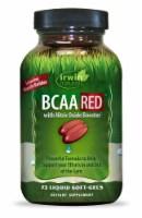 Irwin Naturals BCAA RED Liquid Soft-Gels