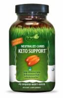 Irwin Naturals Neutralize-Carbs Keto Support Liquid Soft-Gels