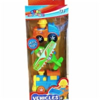 DDI 2348189 Little Friction Vehicles, Assorted Color - Case of 3 - 3 Piece