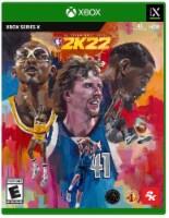 NBA 2K22 75th Anniversary Edition (XBOX Series X) - 1 ct