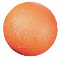 Coated High Density Foam Basketball, Size 3 - 1