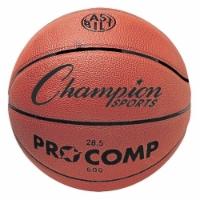 Champion Sports C600 28.5 in. Composite Game Basketball, Orange