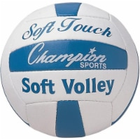 Champion Sports  BL171P Soft Touch Volleyball - 1