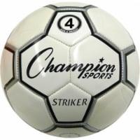 Champion Sports  BA944P Olympia Striker Soccer Ball - Size 4