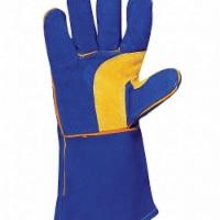 Caiman Welding Gloves,MIG/Stick,14 ,L,PR  1440 - 1