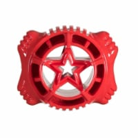 Hero USA 3792-RE-L Star Ball, Red - Large - 4.5 in. - 1