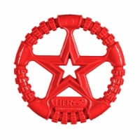 Hero USA 3794-RE-L Star Ring, Red - Large - 6 in. - 1