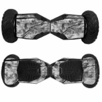 MightySkins SWT6-Dead Wood Skin for Swagtron T6 Off-Road Hoverboard - Dead Wood