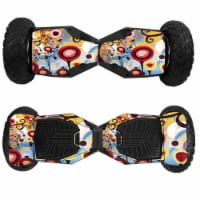 MightySkins SWT6-Nature Dream Skin for Swagtron T6 Off-Road Hoverboard - Nature Dream