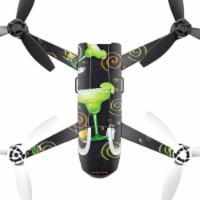MightySkins PABEBOP2-Marg Party Skin Decal Wrap for Parrot Bebop Quadcopter Drone - 2 Marg Pa - 1