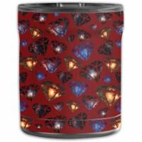 MightySkins OTEL10-Diamond Galaxy Skin for Otterbox Elevation Tumbler 10 oz - Diamond Galaxy - 1