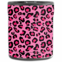 MightySkins OTEL10-Pink Leopard Skin for Otterbox Elevation Tumbler 10 oz - Pink Leopard
