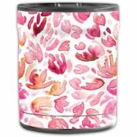 MightySkins OTEL10-Pink Petals Skin for Otterbox Elevation Tumbler 10 oz - Pink Petals - 1