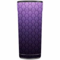 MightySkins OTEL20-Antique Purple Skin for Otterbox Elevation Tumbler 20 oz - Antique Purple - 1