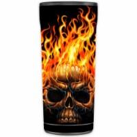 MightySkins OTEL20-Hot Head Skin for Otterbox Elevation Tumbler 20 oz - Hot Head - 1