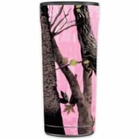 MightySkins OTEL20-Pink Tree Camo Skin for Otterbox Elevation Tumbler 20 oz - Pink Tree Camo - 1