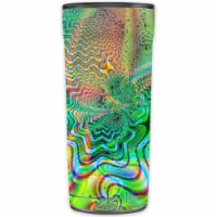 MightySkins OTEL20-Psychedelic Skin for Otterbox Elevation Tumbler 20 oz - Psychedelic