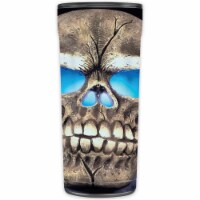 MightySkins OTEL20-Psycho Skull Skin for Otterbox Elevation Tumbler 20 oz - Psycho Skull - 1