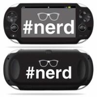 MightySkins PSVITA-Nerd Skin for Sony PS Vita - Nerd - 1