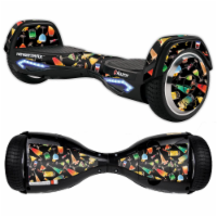 MightySkins RAHOV2-Cocktail Therapy Skin Decal Wrap for Razor Hovertrax 2.0 Hover Board - Coc - 1