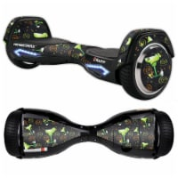 MightySkins RAHOV2-Marg Party Skin Decal Wrap for Razor Hovertrax 2.0 Hover Board - Marg Part - 1