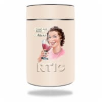 MightySkins RTCAN-Wine Cook Skin for RTIC Can 2016 - Wine Cook - 1