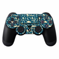 MightySkins SOPS4CO-Deco Fish Skin Decal Wrap for Sony PlayStation DualShock PS4 Controller - - 1