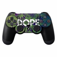 MightySkins SOPS4CO-Dope Skin Decal Wrap for Sony PlayStation DualShock PS4 Controller - Dope - 1