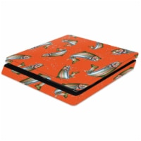MightySkins SOPS4SL-Trout Collage Skin for Sony PS4 Slim Console - Trout Collage - 1