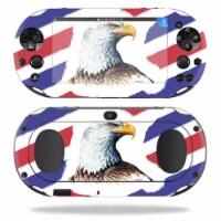 MightySkins SOPSVITA2-Eagle Head Skin for Sony PS Vita Wi-Fi 2nd Gen - Eagle Head