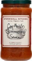 Stonewall Kitchen Coq Au Vin Simmering Sauce - 18.5 oz