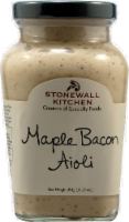 Stonewall Kit Maple Bacon Aioli