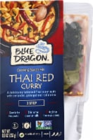 Blue Dragon Thai Red Curry Cooking Sauce Kit